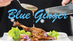 Blue Ginger Asian Take Out Logo